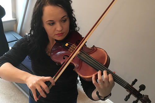 private derby violin tuition